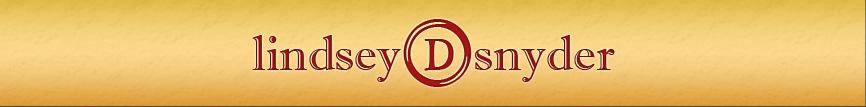 Lindsey D Snyder